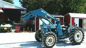 Ford 2910 4x4 Loader Bucket free 1000 Mile Delivery From Ky