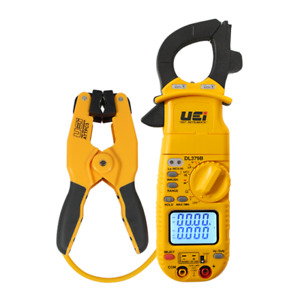 Uei Dl379bcombo Hvac r Clamp Meter W Attpc3 Pipe Clamp Adapter And Dual Ncv