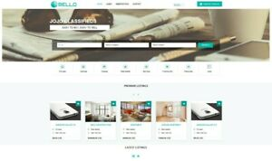 Classified Ads Website Free Install Hosting