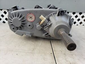 Np231 97 02 Jeep Tj Wrangler Transfer Case 23 Spline Automatic Manual 52099211