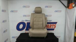 2007 Lexus Lx470 Passenger Right Front Seat Power Tan Ivory Leather