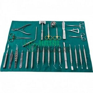 Ophthalmic Eye Micro Surgery Kit Surgical Instruments Kit Instrument