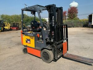 2015 Toyota 5000 Pound Budget Forklift we Will Ship 4 In Stock l k