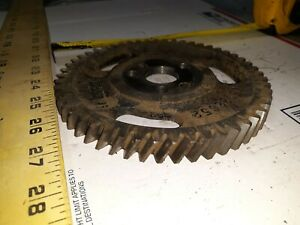 Fuel Injector Pump Gear Gm 6 5l Detroit Diesel Engine 95 Gmc Hd3500 Chevy Truck