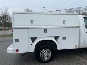 84 Cta Welders Utility Service Bed Box For Dually Cab Chassis Truck Save