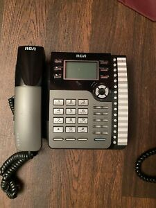 Rca Visys Multi Line Office Phone 25423re1 a No Power Core Include