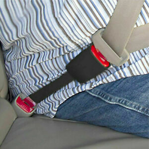 Car Suv Seat Belt Extender 25cm High Strength Nylon Safety Buckle Clip Metal Abs