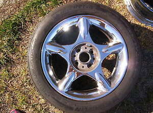 Mini Cooper S Clubman 16 oem Wheel rim tire 2002 04 05 2006 07 2008 Chrome 59362