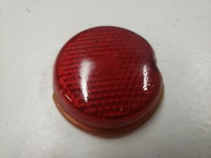 1939 Chevrolet Stimsonite Glass Tail Light Lens Chevy