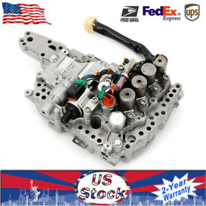 Fit 07 2011 Nissan Altima Rogue Cvt Automatic Transmission Valve Body Re0f10a Hp