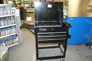Blue Point Roll Cart Shop Toolbox 4 Drawer