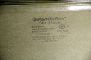 Pendflex Hanging File Folders Bankers Box Of 45