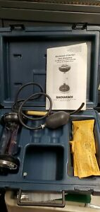 Bacharach Combustion Test Kit Fyrite Gas Analyzer Co2 Indicator Used