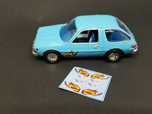 1 64 Scale Murthmobile Decals Only Make Garth S Amc Pacer From Wayne S World