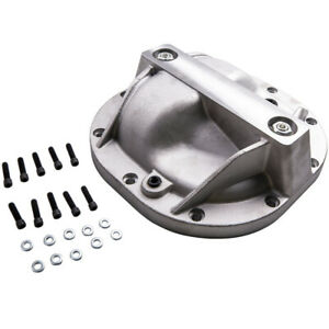 Aluminum Rear End Girdle Differential Cover For Ford Mustang 1979 2004