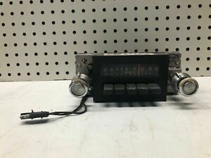 Vintage Philco Car Radio Ford D4aa 18806 Mustang Bronco Cool Old Rare