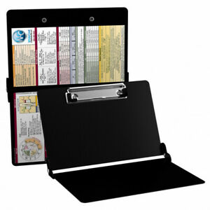 Authentic Whitecoat Clipboard Any Edition Medical Clipboard Black Color