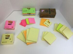 Post it Notes America s Favorite Sticky Note Super Sticky Pop up Lined 66 Ct