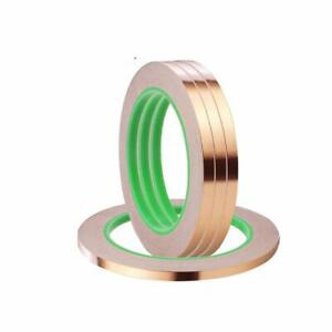 4pack Copper Foil Tape With Conductive Adhesive For Emi Shielding Paper Circuits
