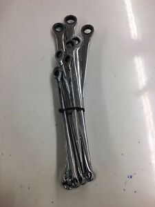 Matco Ratcheting Wrench Set