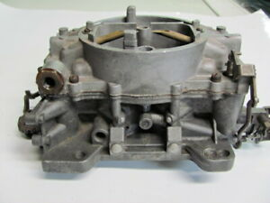 1962 Chevrolet Impala 409 409hp Afb 3361 Carburetor M1 Dated Belair Biscayne Ss