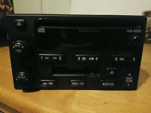 2003 2004 2005 2006 Kia Sorento Am Fm Radio Cd Player Oem