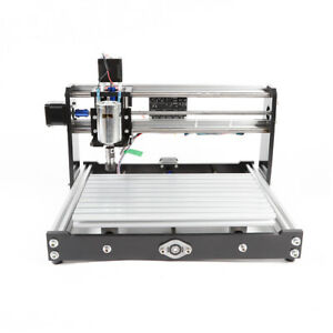 3 Axis Cnc 3018 Mini Router Pvc Pcb Wood Cutting Milling Machine grbl Control Us