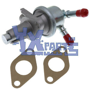 Fuel Pump For Bobcat Excavator 325 328 331 334 335 337 E32 E35 E42 E55