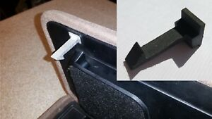 Ford Ranger Easy Latch Fix For Center Console Arm Rest Black Delrin Usa Seller