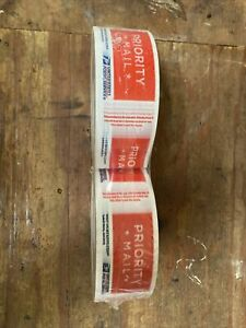 Usps Mail Priority Mail Label Clear Shipping Tape 373 Label 106a New 2x Roll