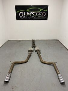 05 10 Chrysler 300 Borla Atak Cat back Exhaust System 140407 Charger 300c Srt8