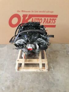 13 14 Cadillac Cts 3 0l Engine Motor Assembly Rwd Car