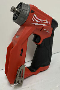 Pre Owned Milwaukee 2505 20 M12 Fuel Installation Drill Driver tool Only
