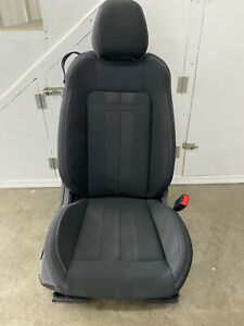 2018 2019 Ford Mustang Gt Rh Passenger Side Black Cloth Front Seat Oem