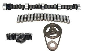 Chevy 283 327 350 L82 Cam Lifter Kit Corvette Lifters 450 461 springs Timing