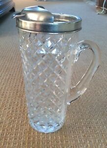 Hawkes Sterling Martini Pitcher