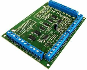 C25 Smooth Stepper Terminal Board