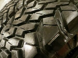 Almost New 2 Two Nitto Trail Grappler M T 35x12 50r18lt 123q E 35 12 50 18 2363