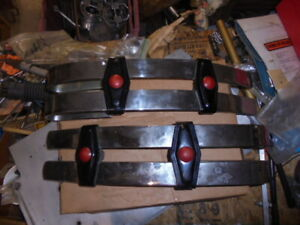 Old Car Parts Bumpers 2 Pieces 20 Lg Model A Ford