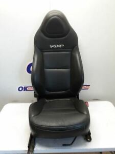 08 2008 Pontiac Solstice Gxp Passenger Right Front Bucket Seat Black Leather