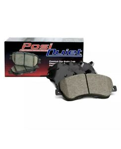 For Ford Mustang 05 11 Centric 105 10820 Posi Quiet Ceramic Rear Disc Brake Pads