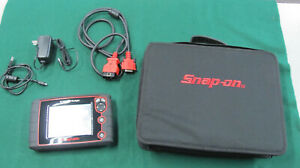 Snapon Ethos Edge Eesc332a Diagnostic Scanner Touchscreen 19 2 Perfect Condition