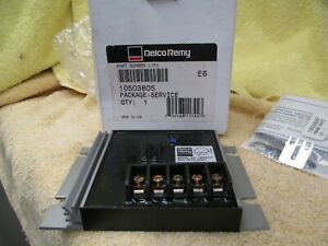 Delco Remy Service Package Voltage Regulator 10503805 New D6