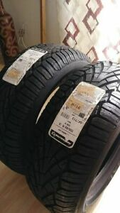 2 Tires General Grabber Uhp 255 65r16 New