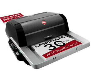 Gbc Foton 30 Fully Automatic Laminator Brand New Starter Cartridge Included