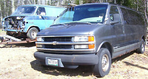 Automatic Transmission 4l80e 5 7l Fits 99 Chevy Express 3500 Van And Parts