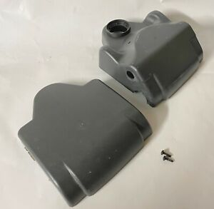 Herman Miller Aeron Office Chair Case Shell Top And Bottom Bushing And Screws