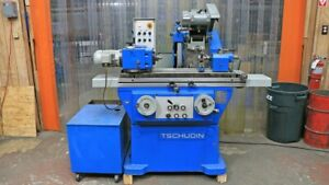 8 Swg 16 Cc Tschudin Htg 400 Refurbished 2020 I d Attachment Od Grinder H
