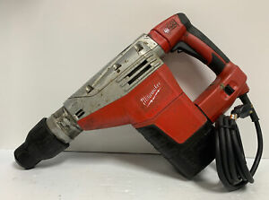 Used Milwaukee 5446 21 14a 14lb Sds max Demolition Hammer