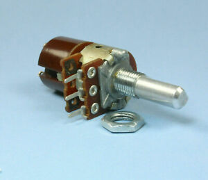 10k Potentiometer With Pull Switch Linear Taper